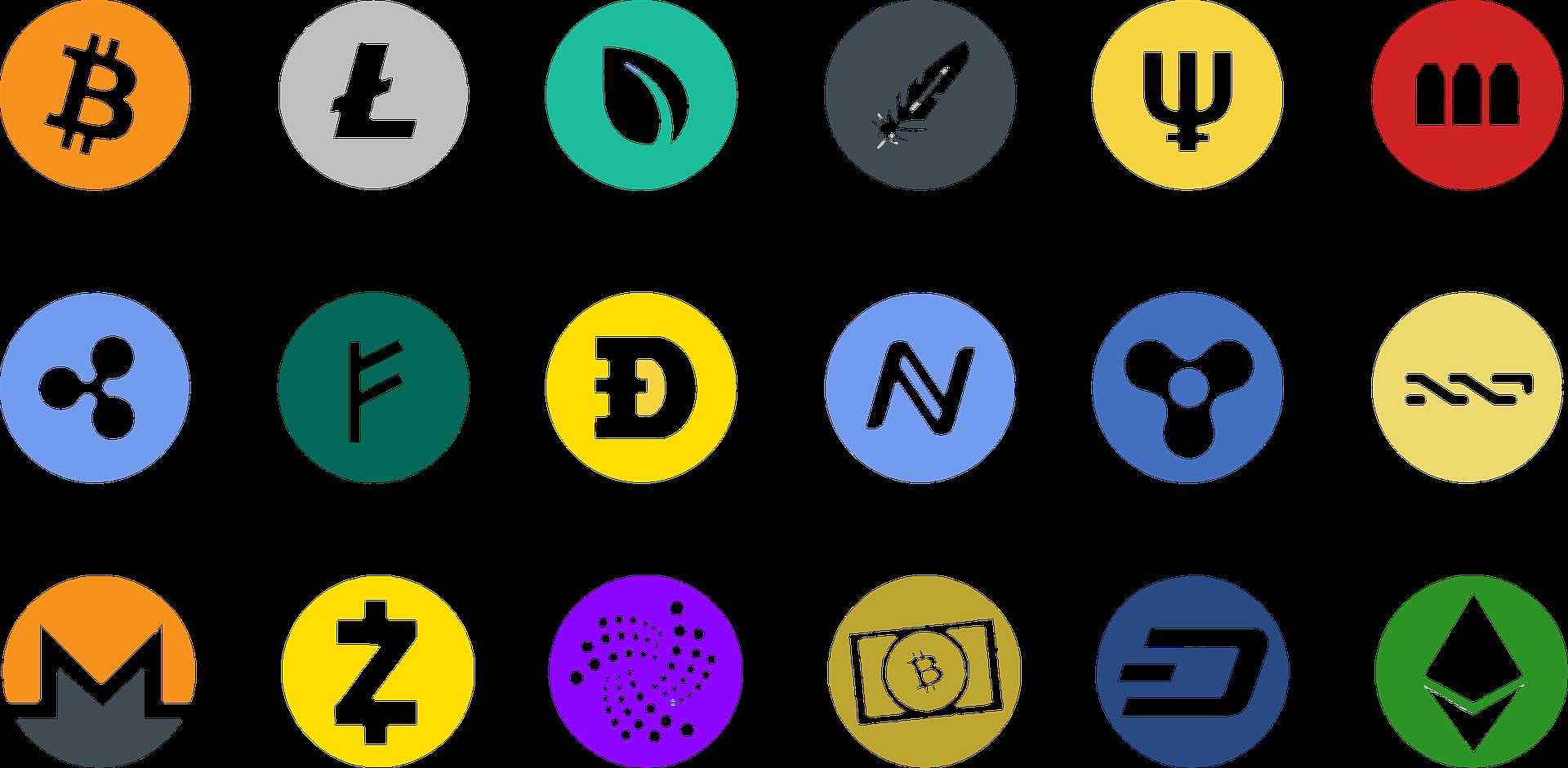 虛擬貨幣種類投資